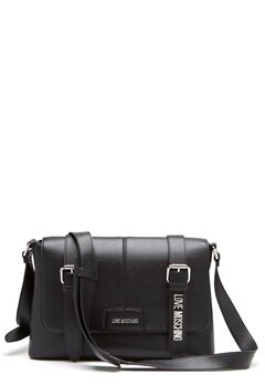 Love Moschino Belts On Bag 000 Black Bubbleroom.no