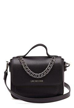 Love Moschino Easy Chain Bag Black Bubbleroom.no