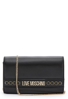 Love Moschino Evening Bag 000 Black Bubbleroom.no