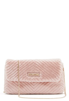 Love Moschino Evening Bag 601 Pink Bubbleroom.no