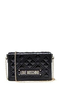 Love Moschino Evening Bag Black Bubbleroom.no