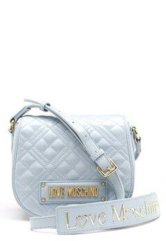 Love Moschino Evening Bag Light Blue Bubbleroom.no
