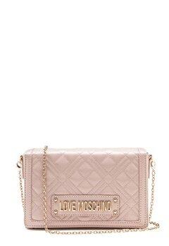 Love Moschino Evening Bag Pink Bubbleroom.no