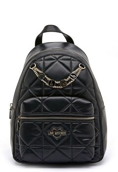 Love Moschino Jewel Strap Bag 000 Black Bubbleroom.no