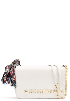 Love Moschino Love Bag White Bubbleroom.no