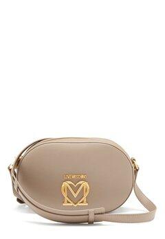 Love Moschino Love Moschino Scarf Bag 001 Grey bubbleroom.no