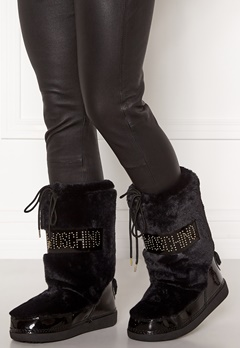Love Moschino Moschino Ski Boot 00A Black Bubbleroom.no