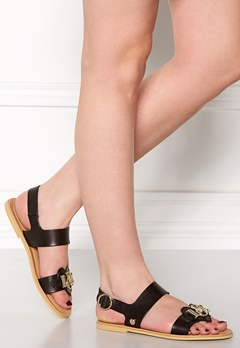 Love Moschino Sandals 000 Black Bubbleroom.no