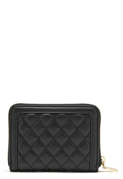 Love Moschino Wallet 00B Black/Gold Bubbleroom.no