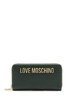 Love Moschino Wallet Green Bubbleroom.no
