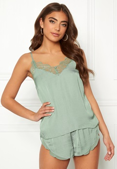 Love Stories Camelia Camisole Top Grey Lily Bubbleroom.no
