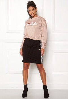 FILA Maha Skirt Black Bubbleroom.no
