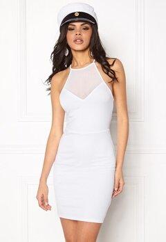 Make Way Adelythe Dress White Bubbleroom.no