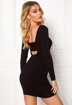 Make Way Anicolina Dress Black Bubbleroom.no