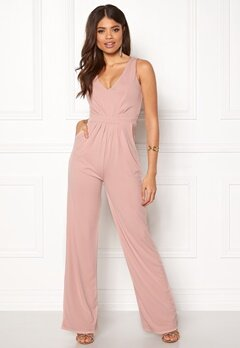 Make Way Beatrix jumpsuit Dusty pink Bubbleroom.no