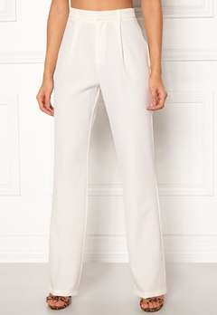 Make Way Beth trousers White Bubbleroom.no