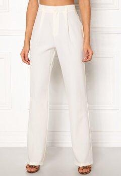 Make Way Beth trousers White Bubbleroom.no