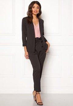 Make Way Disa trousers Black / White / Striped Bubbleroom.no