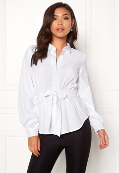 Make Way Donna blouse White Bubbleroom.no