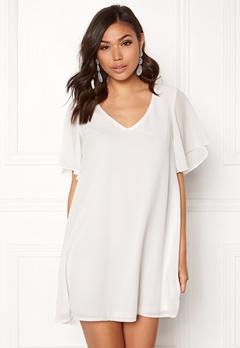 Make Way Elwira Dress White Bubbleroom.no