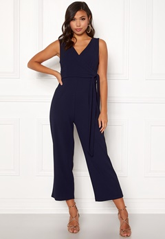Make Way Filippa jumpsuit Dark blue Bubbleroom.no