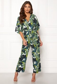 Make Way Gracie jumpsuit Green / Patterned Bubbleroom.no