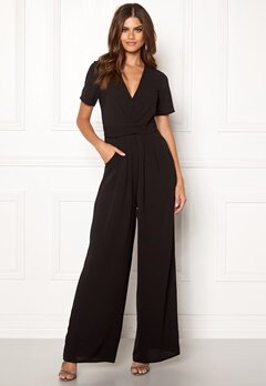 Make Way Harlee jumpsuit Black Bubbleroom.no