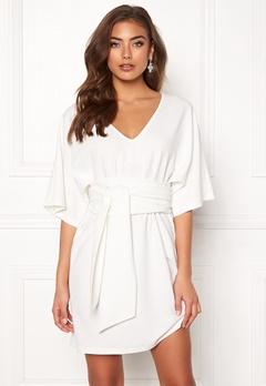 Make Way Joelle dress White Bubbleroom.no