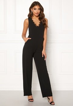 Make Way Josette jumpsuit Black Bubbleroom.no