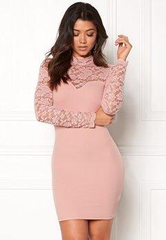 Make Way Luna Dress Dusty pink Bubbleroom.no