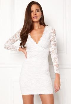 Make Way Martha lace dress White Bubbleroom.no
