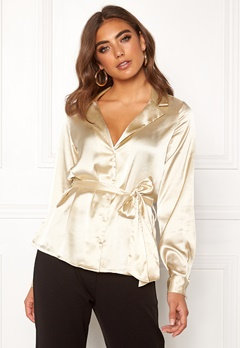 Make Way Meya blouse Champagne Bubbleroom.no