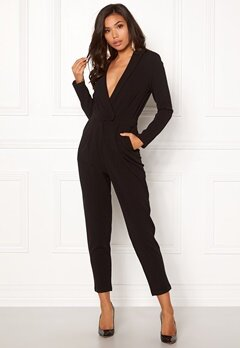Make Way Odessa jumpsuit Black Bubbleroom.no