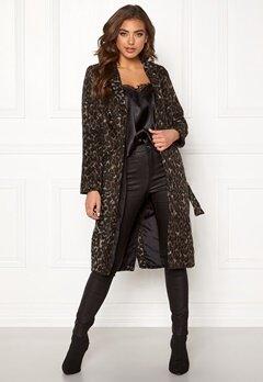 Make Way Penelope coat Leopard Bubbleroom.no