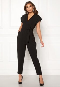 Make Way Rue jumpsuit Black Bubbleroom.no