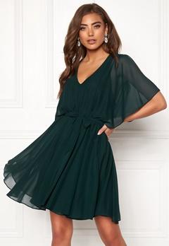 Make Way Sabine dress Dark green Bubbleroom.no