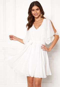 Make Way Sabine dress White Bubbleroom.no