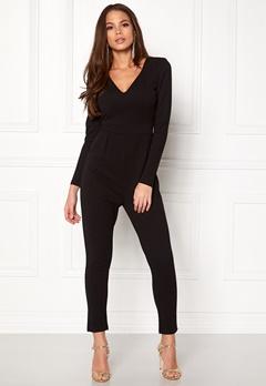 Make Way Sadie Jumpsuit Black Bubbleroom.no