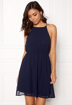 Make Way Sierra Dress Dark blue Bubbleroom.no