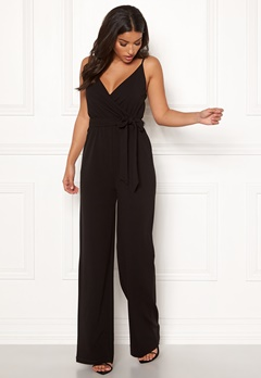 Make Way Ohannah jumpsuit  Black Bubbleroom.no