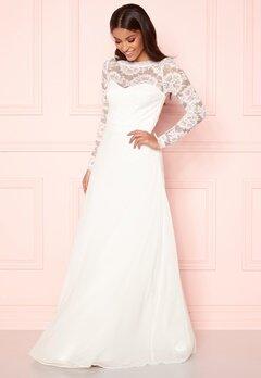 Make Way Fantine wedding gown White Bubbleroom.no