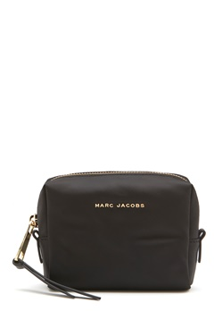 Marc Jacobs Small Cosmetic Bag Black Bubbleroom.no