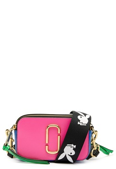 Marc Jacobs Snapshot Marc Jacobs Vivid Pink Multi Bubbleroom.no