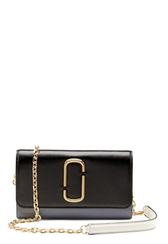 Marc Jacobs Wallet on Chain 002 Black Multi Bubbleroom.no