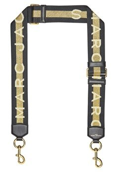 The Marc Jacobs Marc Jacobs Webbing Strap 765 Gold Multi Bubbleroom.no