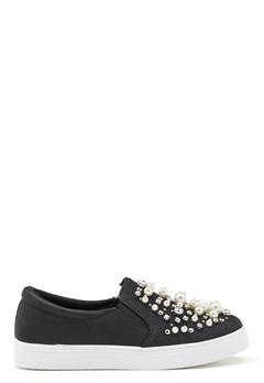 Glossy Sandra Sneaker Blk Bubbleroom.no