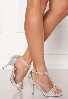 Menbur Bidoni Shoe Silver Bubbleroom.no