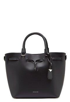 Michael Michael Kors Blakely Bucket Bag Black Bubbleroom.no