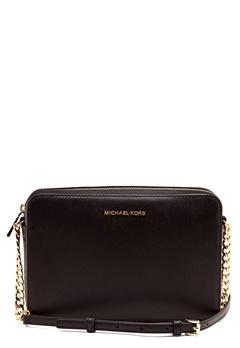 Michael Michael Kors Camera Bag Medium Black Bubbleroom.no