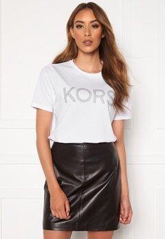 Michael Michael Kors Kors Graphic T-Shirt 100 White Bubbleroom.no